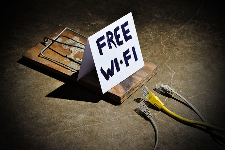 What no-one tells you about Public WiFi