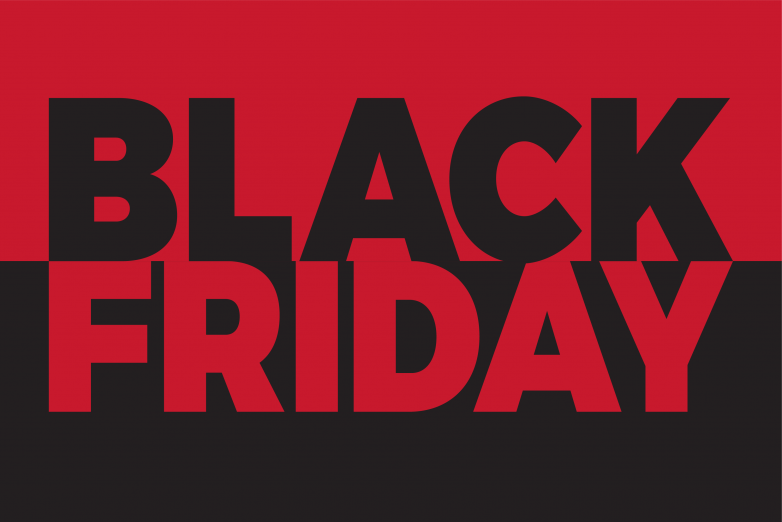 Check out our BLACK FRIDAY deal!