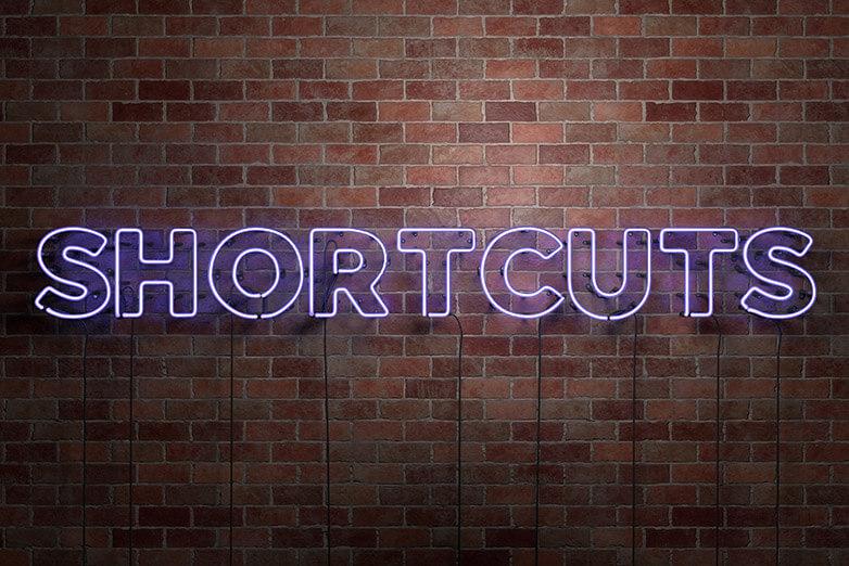 10 Handy Keyboard Shortcuts