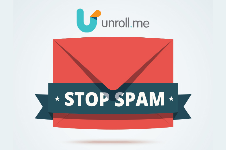 Manage spam and eliminate busy inboxes with Unroll.Me