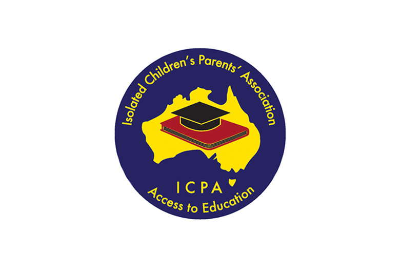 ICPA logo - Isolated Children's Parents' Association Access to Education