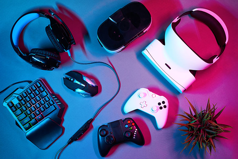 A mix of gaming consoles are available these days but people have their favourites