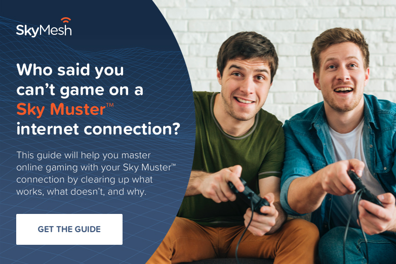 The Definitive Guide to Online Gaming with Sky Muster
