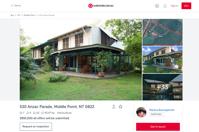 Property in Middle Point, Northern Territory