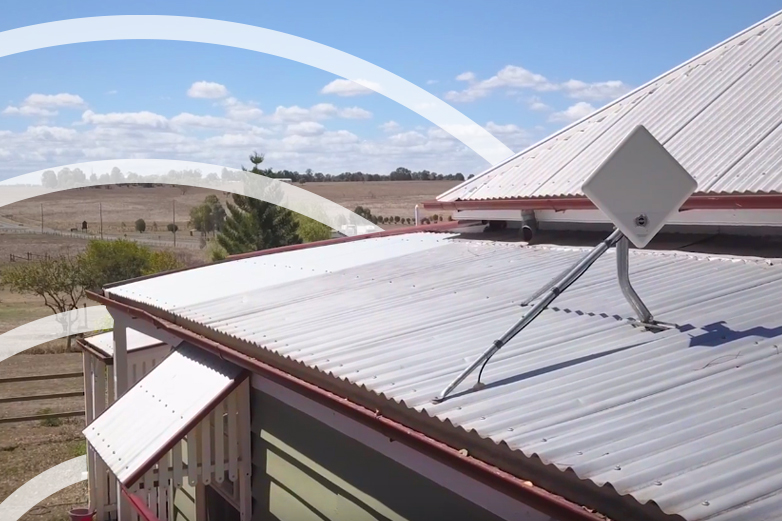 What does the real process of connecting to rural nbn™ internet look like?
